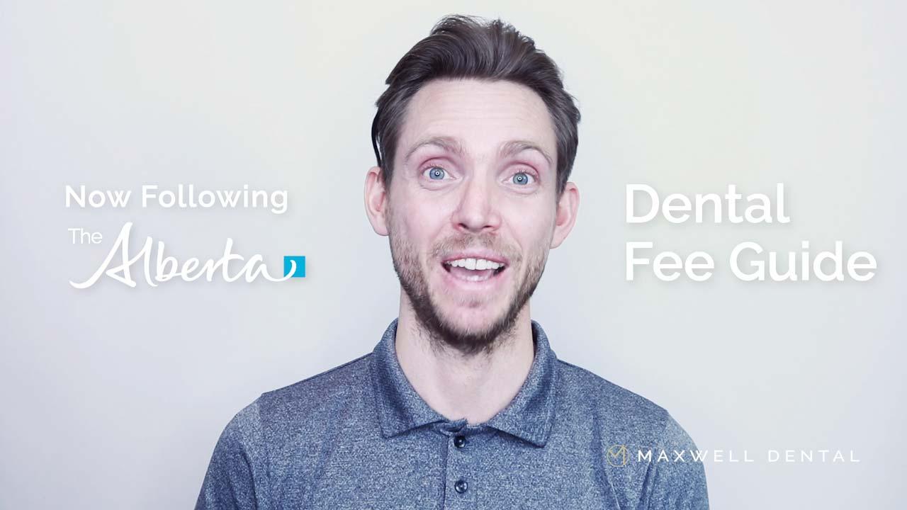 Holistic Dentist Calgary Alberta Dental Fee Guide